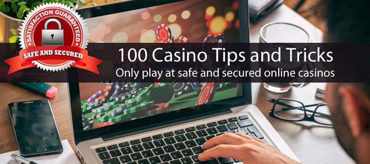 casino tricks and tips